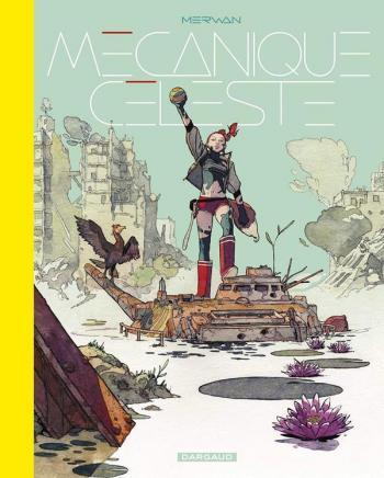 Couverture de l'album Mécanique Céleste (One-shot)