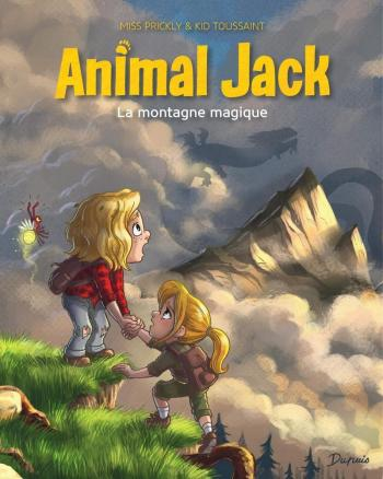 Couverture de l'album Animal Jack - 2. La Montagne magique