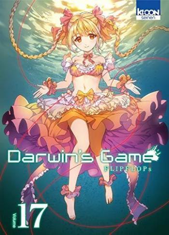 Couverture de l'album Darwin's Game - 17. Tome 17