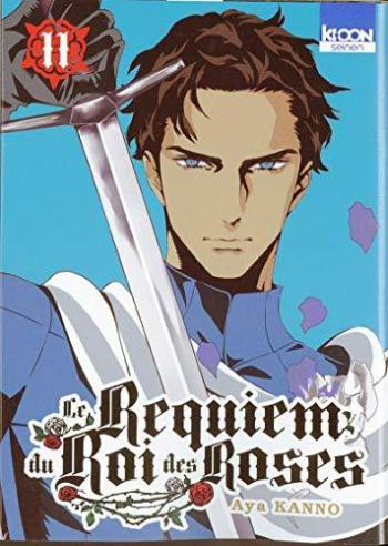 Couverture de l'album Le Requiem du roi des roses - 11. Tome 11