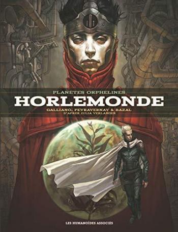 Couverture de l'album Horlemonde - INT. Horlemonde - Intégrale