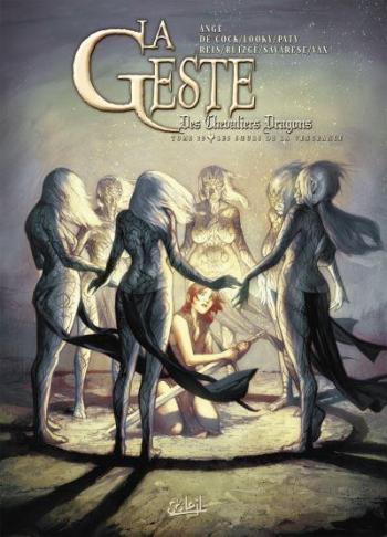Couverture de l'album La Geste des Chevaliers Dragons - 29. Les Sœurs de la Vengeance