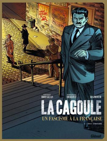 Couverture de l'album La Cagoule - 1. Bouc émissaire