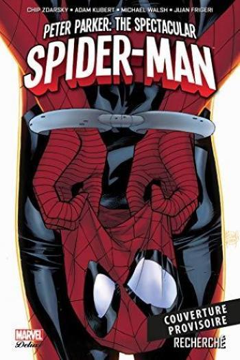 Couverture de l'album Peter Parker: The Spectacular Spider-Man - 1. Recherché