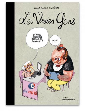 Couverture de l'album Les Vraies Gens (One-shot)