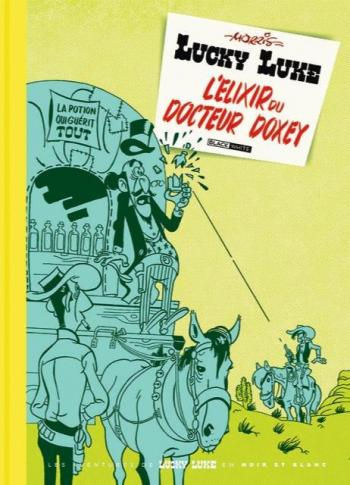 Couverture de l'album Lucky Luke - 7. L'Élixir du Docteur Doxey