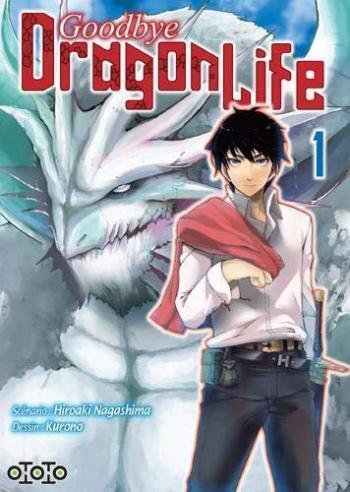 Couverture de l'album Goodbye Dragon Life - 1. Tome 1