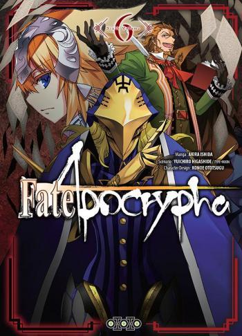 Couverture de l'album Fate - Apocrypha - 6. Tome 6