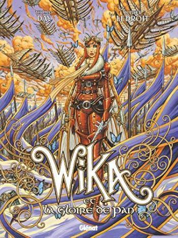 Couverture de l'album Wika - 3. Wika et la gloire de Pan