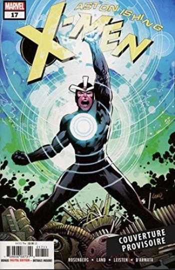 Couverture de l'album X-Men extra (V2) - 5. Le Gibier