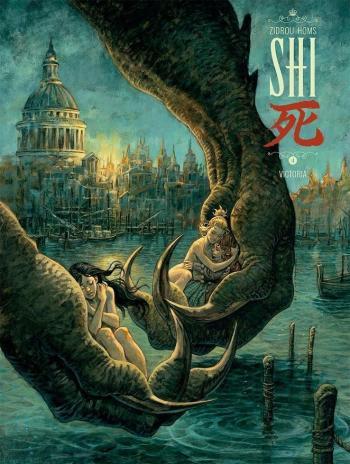 Couverture de l'album Shi (Dargaud) - 4. Victoria