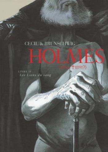 Couverture de l'album Holmes (1854/1891 ?) - 2. Les Liens du sang
