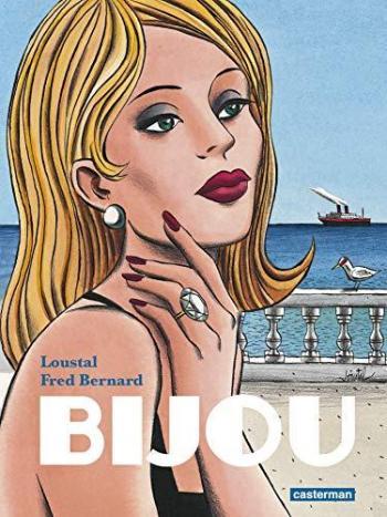 Couverture de l'album Bijou (One-shot)