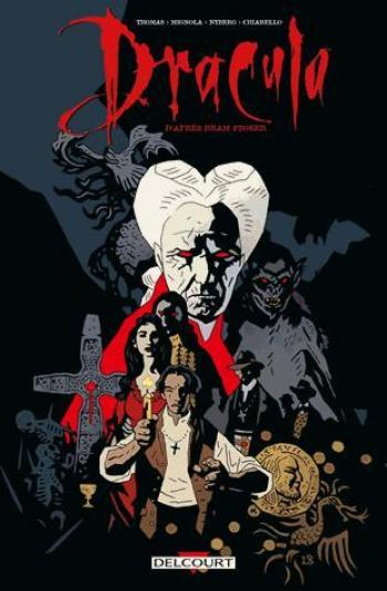 Couverture de l'album Bram Stoker Dracula (One-shot)