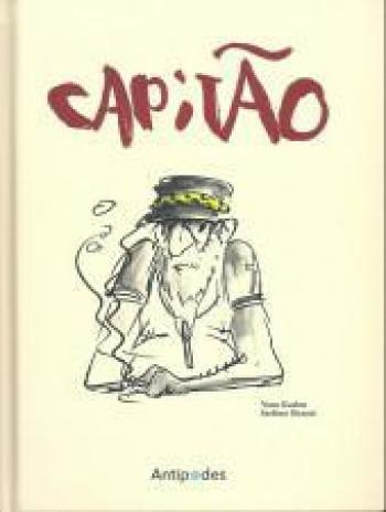 Couverture de l'album Capitão (One-shot)