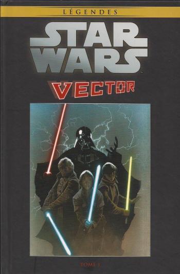 Couverture de l'album Star Wars (Collection Hachette) - 99. Vector - Tome 1