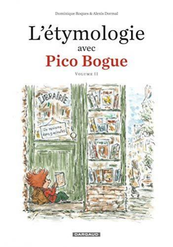 Couverture de l'album Pico Bogue - HS. L'Etymologie avec Pico Bogue - 2