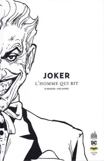 Couverture de l'album Joker - L'homme qui rit (One-shot)