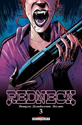 Couverture de l'album Redneck - 3. Tome 3