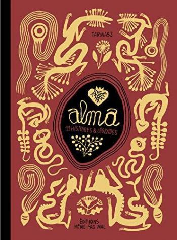Couverture de l'album Alma, 11 Histoires et Légendes (One-shot)