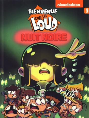 Couverture de l'album Bienvenue chez les Loud - 5. Nuit noire