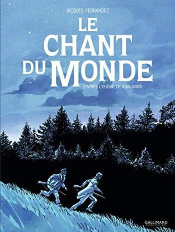 Couverture de l'album Le Chant du monde (One-shot)