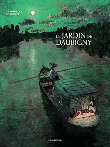Couverture de l'album Le Jardin de Daubigny (One-shot)