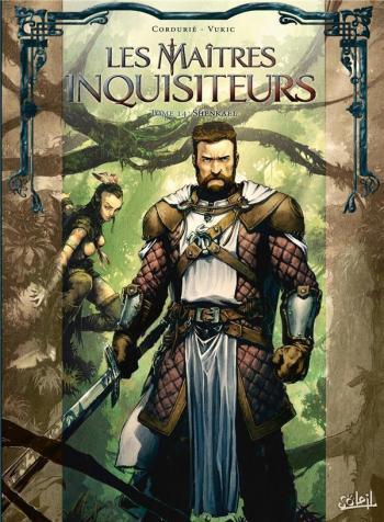 Couverture de l'album Les Maîtres Inquisiteurs - 14. Shenkaèl