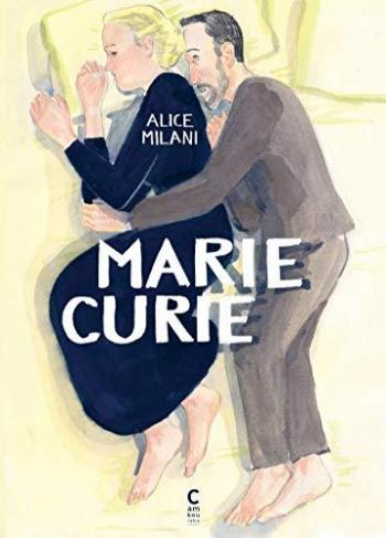 Couverture de l'album Marie Curie (One-shot)