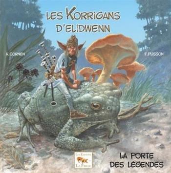 Couverture de l'album Les Korrigans d'Elidwenn - 1. La porte des légendes