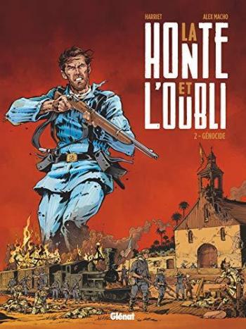 Couverture de l'album La Honte et l'oubli - 2. Génocide