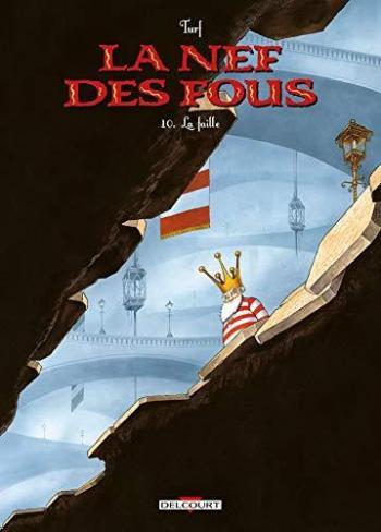 Couverture de l'album La Nef des fous - 10. La Faille