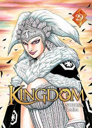 Couverture de l'album Kingdom - 29. Moubu sera-t-il le plus fort ?