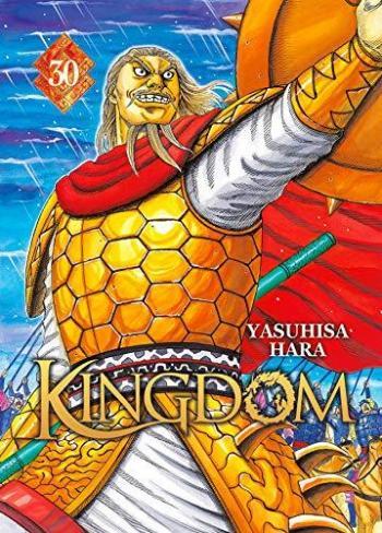 Couverture de l'album Kingdom - 30. Le summum de l'instinct