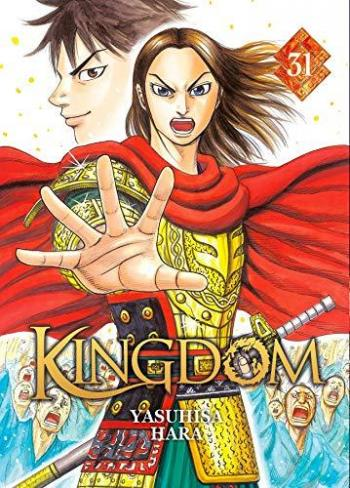 Couverture de l'album Kingdom - 31. Retrouvailles et début du siège de Sai