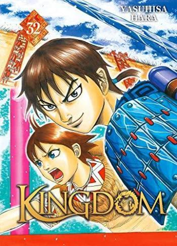 Couverture de l'album Kingdom - 32. Sai, une ville qui croit au miracle