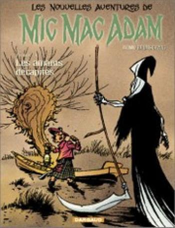 Couverture de l'album Les nouvelles aventures de Mic Mac Adam - 1. Les amants décapités