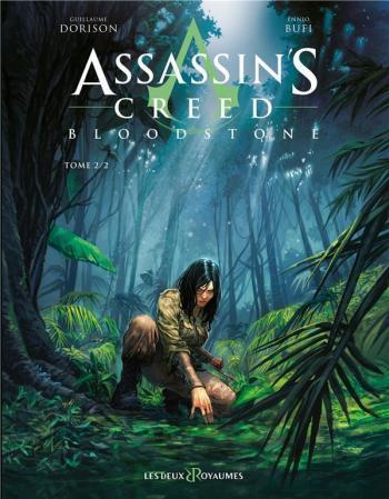 Couverture de l'album Assassin's Creed - Bloodstone - 2. Bloodstone Tome 2/2