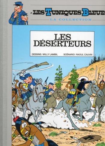 Couverture de l'album Les Tuniques bleues (Hachette) - 5. Les déserteurs