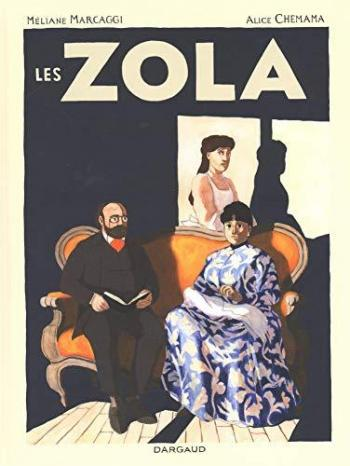 Couverture de l'album Les Zola (One-shot)