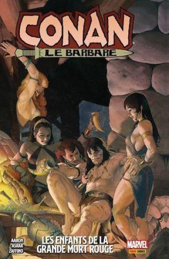Couverture de l'album Conan le barbare - 2. Tome 2