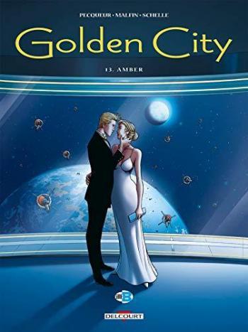 Couverture de l'album Golden City - 13. Amber