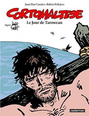 Couverture de l'album Corto Maltese (Casterman 2015) - 15. Le Jour de Tarowean
