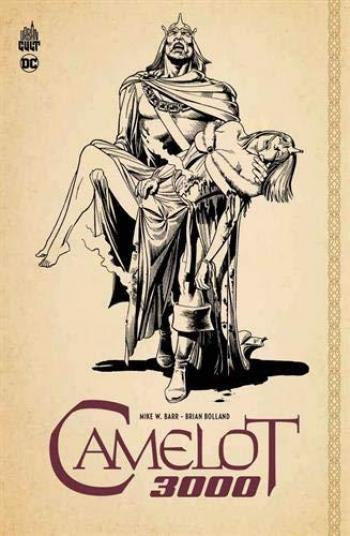 Couverture de l'album Camelot 3000 (Urban comics) (One-shot)