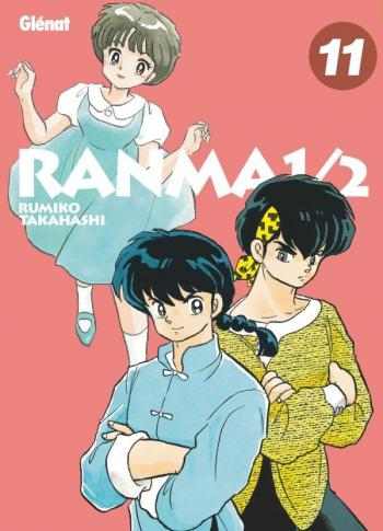 Couverture de l'album Ranma 1/2 (Édition Originale) - 11. Tome 11