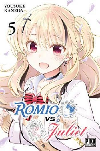 Couverture de l'album Romio vs Juliet - 5. Tome 5