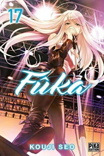 Couverture de l'album Fûka - 17. Tome 17