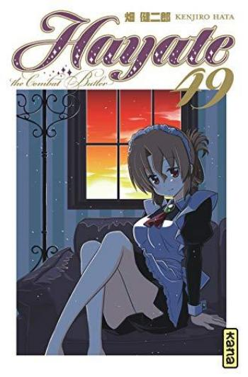 Couverture de l'album Hayate the Combat Butler - 49. Tome 49