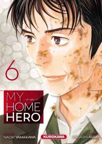 Couverture de l'album My Home Hero - 6. Tome 6