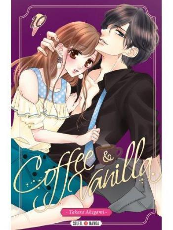 Couverture de l'album Coffee & Vanilla - 10. Tome 10